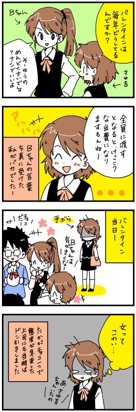 【バレンタイン】職場の上司・同僚に義理チョコを渡すべきか否か